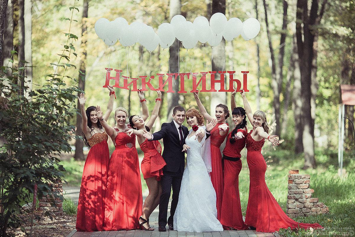 Все для фотосессии на свадьбу своими руками